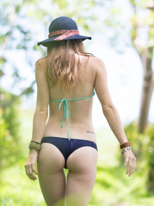 Lahaina bottom back multicolor